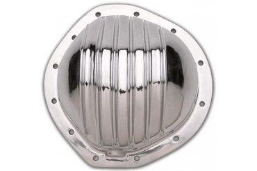 Genuine Gear GM 8.75in. 12 Bolt Truck Polished Aluminum Cover 6058P Differential Covers