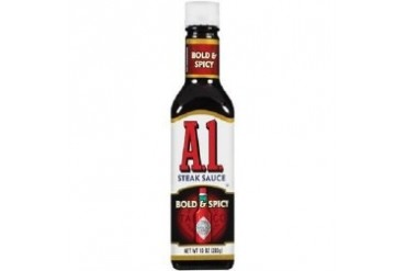 A1 Steak Sauce Bold amp Spicy Flavor 10 oz Bottle