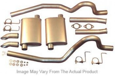 1996-1998 Chevrolet K1500 Exhaust System Heartthrob Exhaust Chevrolet Exhaust System 2002352 96 97 98