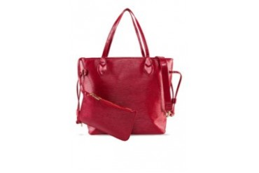 Passion PU Tote with Pouch