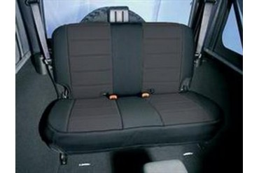 Rugged Ridge Black Custom Fit Neoprene Rear Seat Cover  13263.01 Seat Cover