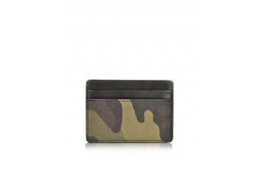 Camouflage Jet Set Card Holder