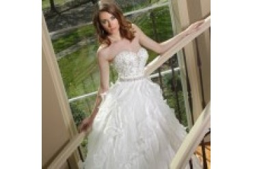 Davinci Quick Delivery Wedding Dresses - Style 50132