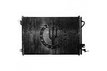 2005-2009 Ford Mustang A/C Condenser Performance Radiator Ford A/C Condenser 3774