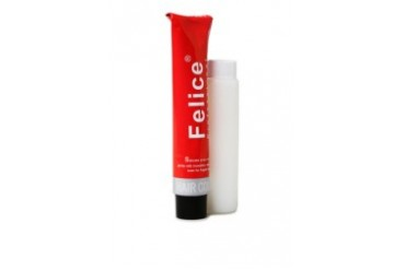 Felice Professional Hair Colour 8/45 Light Copper Mahogany Blonde 60 Gr
