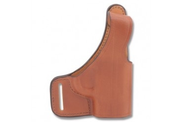 "Bianchi Model 75 Venom Belt Slide Holster - Springfield XD-5 .45ACP - 3.3""BBL - Tan - Right H"