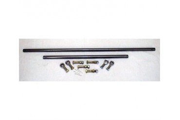 Mountain Off Road Enterprises Steering Correction Tie-Rod and Drag link 9924 Steering Kit