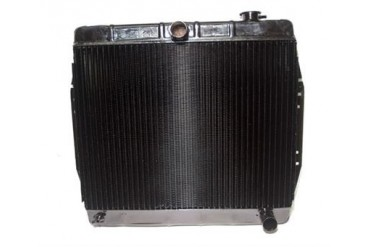 Independent Antique Radiator Replacement 3 Core Radiator for 4.2L 6 Cylinder Engine with Manual Transmission WT-418 Radiator