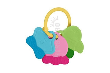 Teething Keys 1 Ct