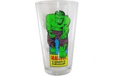 Marvel Comics Incredible Hulk Silver Age Glass
