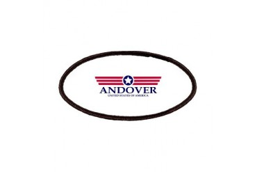 Andover Pride Minnesota Patches by CafePress