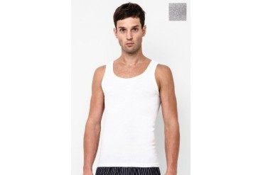 Cotton Wave Mens Singlet