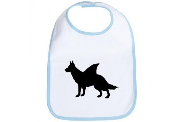 LandShark Dog Bib by CafePress