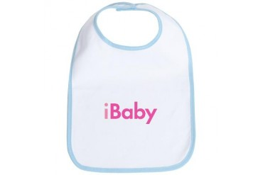 iBaby iPod Baby Bib by CafePress