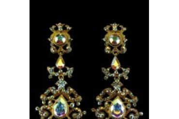 Jim Ball Earrings - Style CE414-ABG