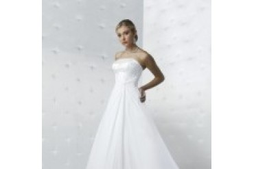 Davinci Quick Delivery Wedding Dresses - Style T8107