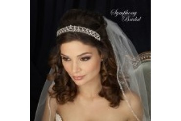 Symphony Bridal Crowns - Style 7331CR