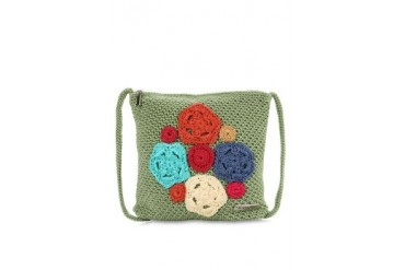 Vinaastee Crossbody D Flower Bag