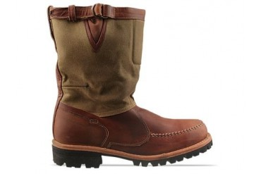 Timberland Boot Company Tackhead 10 Inch Boot Mens in Rust Distressed 76123 size 8.0