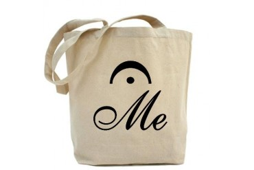 Fermata Hold Me Funny Tote Bag by CafePress