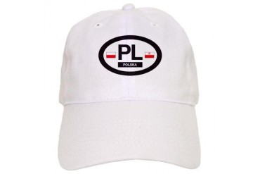 PL - Poska - Flag Cap by CafePress