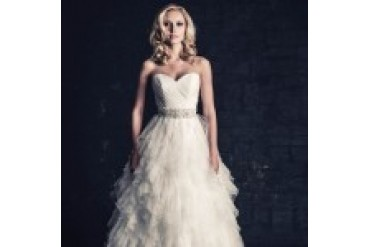 Ella Rosa Wedding Dresses - Style BE195