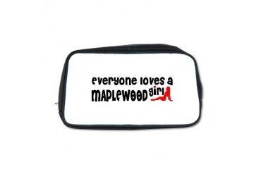 Everyone loves a Maplewood Girl Minnesota Toiletry Bag by CafePress