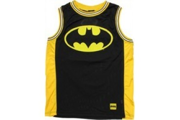 DC Comics Batman Logo 1 Mesh Basketball Jersey