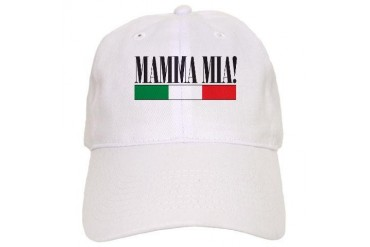 Mamma Mia Mother's day Cap by CafePress