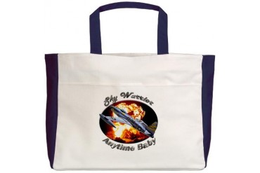 P-80 Shooting Star Baby Beach Tote by CafePress