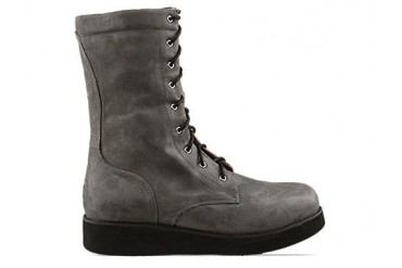 The Damned Reznor in Grey Distressed size 13.0