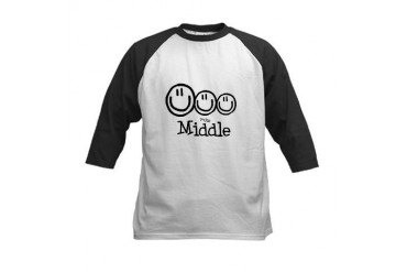 The Middle (3) Kids Baseball Jersey