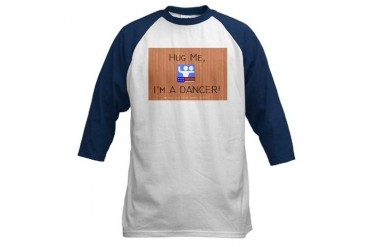 Dancer's Jersey District Baseball Jersey by CafePress