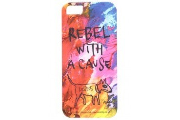 iPhone 5S Phone Case - Rebel with a Cause