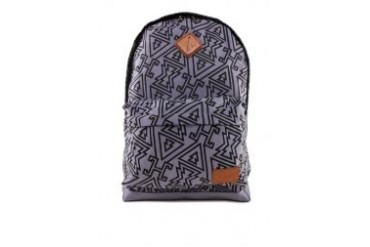 High Cultured Aztec Print Back Pack