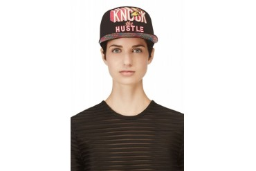 Juun.j Black Cant Knock The Hustle New Era Edition Cap