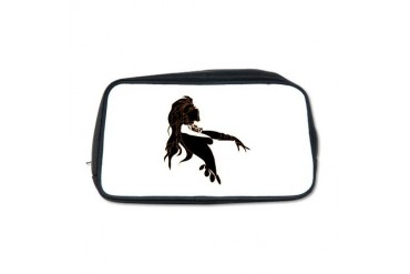 La Gitana Negra Art Toiletry Bag by CafePress
