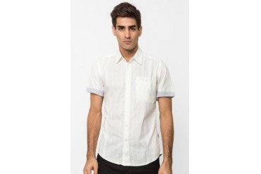 Intresse Casual Shirt Cotton Dobby