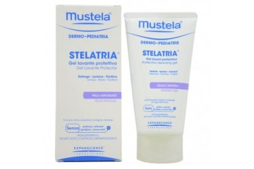 Stelatria Protective Cleansing Gel by Mustela for Kids Cleansing Gel