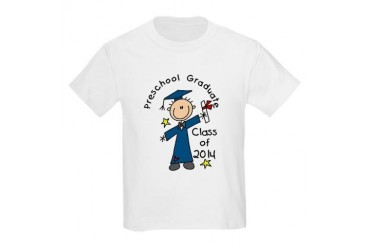 Boy Pre-K Grad 2013 Kids Light T-Shirt