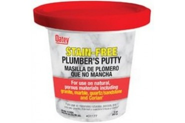 18 Pack Oatey 31177 Plumbers Putty 9Oz