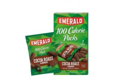 Emerald Cocoa Roast Almonds 100 Calorie Packs
