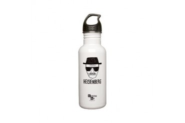 Heisenberg Sketch Stainless Water Bottle 0.6L