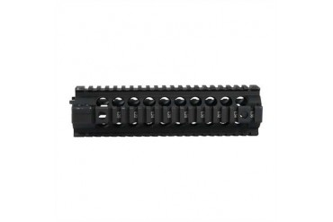 Ar-15/M16 Two-Piece Carbine Length Free-Float Forend - Gen 2 2-Piece Mid-Length Free-Float Forend