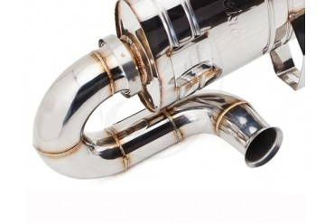 Meisterschaft Stainless GT Racing Exhaust OE Tips Lamborghini Murcielago Coupe Roadster 07-10