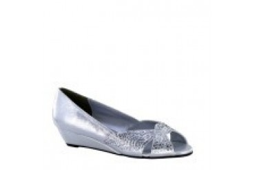 Touch Ups Shoes - Style Alice Silver 4066