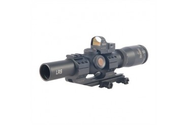 Tac30 1-4x24 Lrs Scope - Tac30 1-4x24mm 30mm Illum Cq W/Fastfire Iii & P.E.P.R.