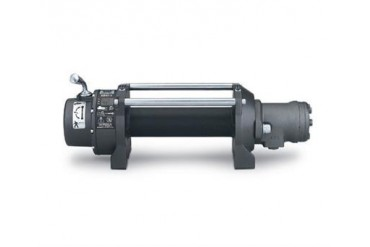 Warn Series 6 Hydraulic Industrial Winch  33445 3,000 to 6,000 lbs. Hydraulic Winches