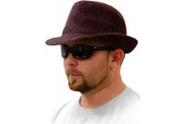 Furgora Fedora Hat (Brown)