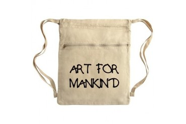 ARTFORMANKIND Sack Pack Art Cinch Sack by CafePress